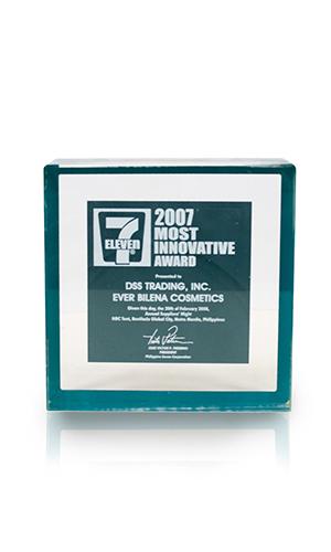 7-11 MOST INNOVATIVE AWARD 2007