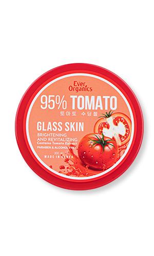 Ever Organics 95% TomatoGlass Skin Soothing Gel